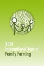 2014: International Year of Family Farming (IYFF)