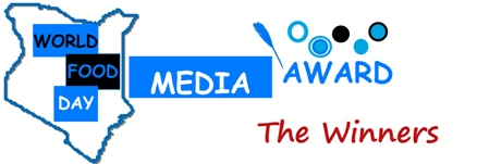 Winners of the 2013 World Food Day Media Awards